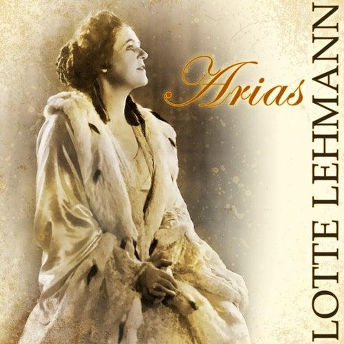 Arias von Lotte Lehmann