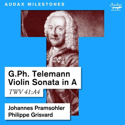 Telemann: Violin Sonata in A, TWV 41:A4 by Johannes Pramsohler