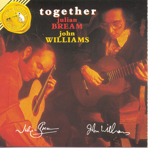Together fra Julian Bream