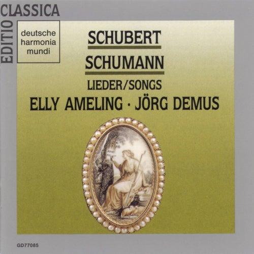 Schubert/Schumann: Lieder by Elly Ameling
