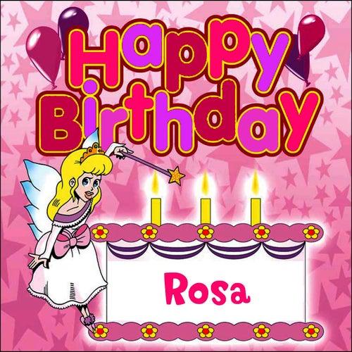 Happy Birthday Rosa von The Birthday Bunch