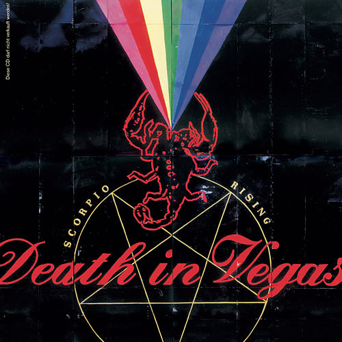 Edgar Card Sampler de Death in Vegas