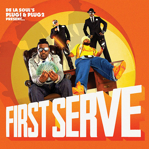 First Serve by De La Soul