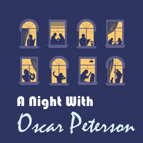 A Night with Oscar Peterson by Oscar Peterson
