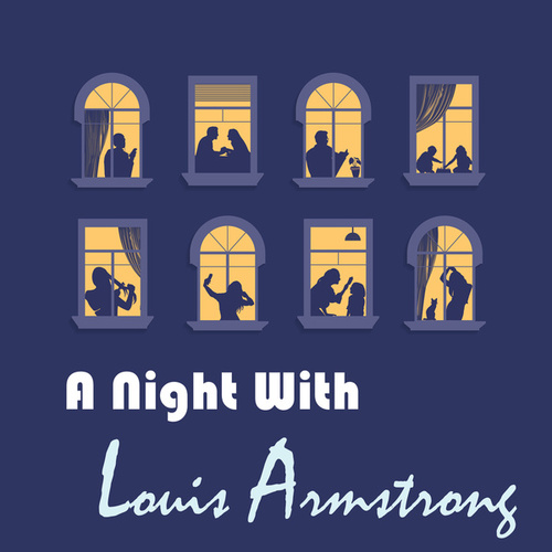 A Night with Louis Armstrong de Louis Armstrong
