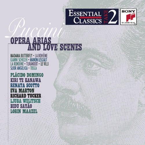 Puccini: Opera Arias and Love Scenes von Plácido Domingo, Richard Tucker, José Carreras, Kiri Te Kanawa, Eva Marton