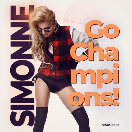 Go Champions! von Simonne