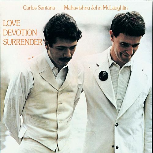Love  Devotion  Surrender de Santana
