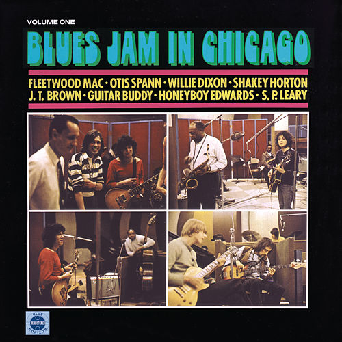 Blues Jam in Chicago: Volume 1 de Fleetwood Mac