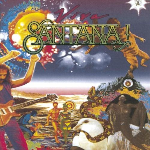 Viva Santana ! de Santana