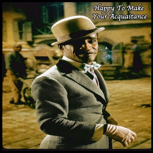 Happy To Make Your Acquaintance de Sammy Davis, Jr.