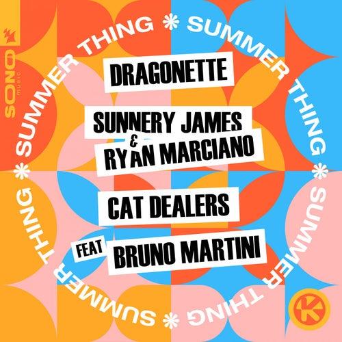 Summer Thing von Dragonette