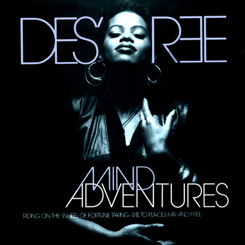 Mind Adventures by Des'ree