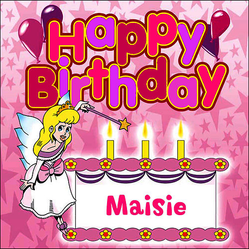 Happy Birthday Maisie von The Birthday Bunch