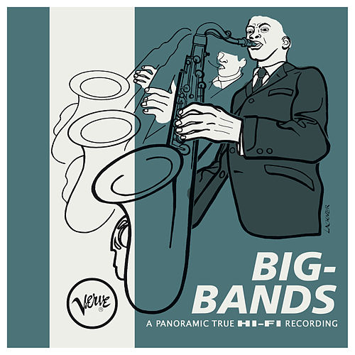 Verve Impressions: Big Bands von Various Artists