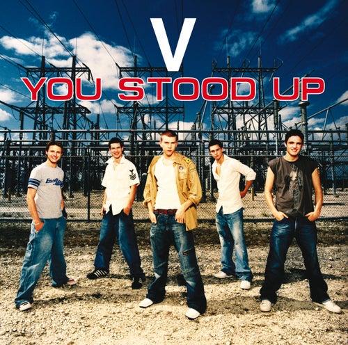 You Stood Up (download album) de V