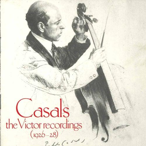 The Victor Recordings de Pablo Casals