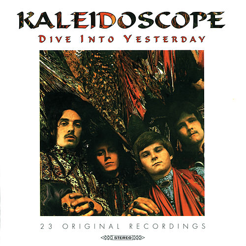 Dive Into Yesterday von Kaleidoscope