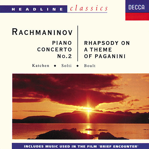 Piano Concerto No.2 In C Minor Opus 18 - S. Rachmaninov de Julius Katchen