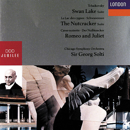 Tchaikovsky: Swan Lake Suite; The Nutcracker Suite; Romeo and Juliet de Chicago Symphony Orchestra
