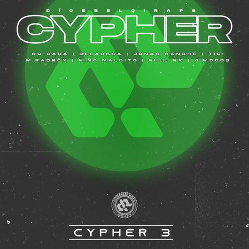 Cypher 3 by Díceselo!RAPS