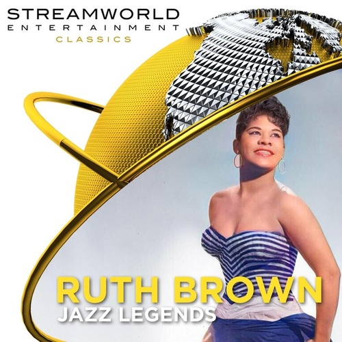 Ruth Brown Jazz Legends by Ruth Brown