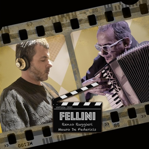 Fellini by Renzo Ruggieri
