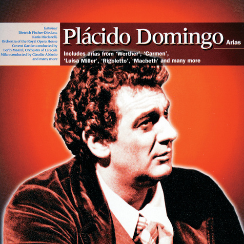 Arias by Plácido Domingo