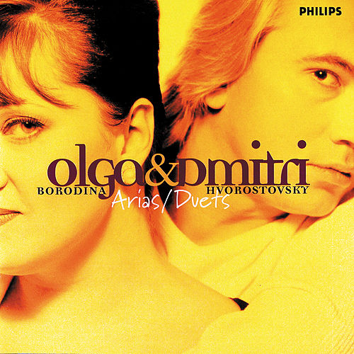 Arias & Duets von Olga Borodina