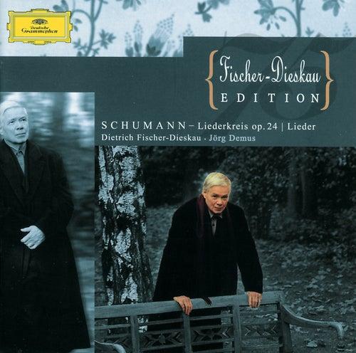 Schumann: Liederkreis Op.24; Lieder von Dietrich Fischer-Dieskau