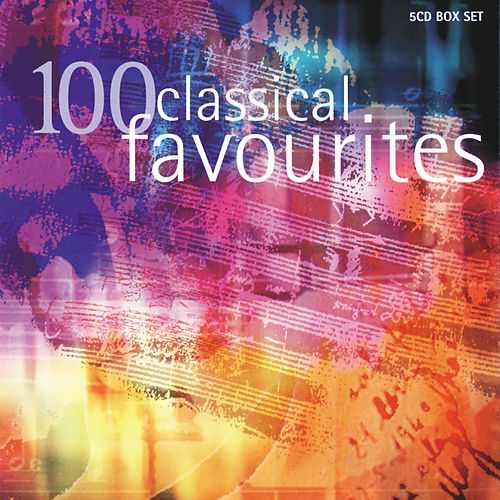 100 Classical Favourites de Various Artists