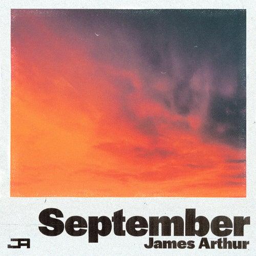 September by James Arthur