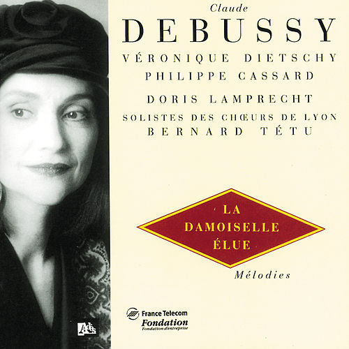 Debussy: Melodies Vol.2 de Veronique Dietschy