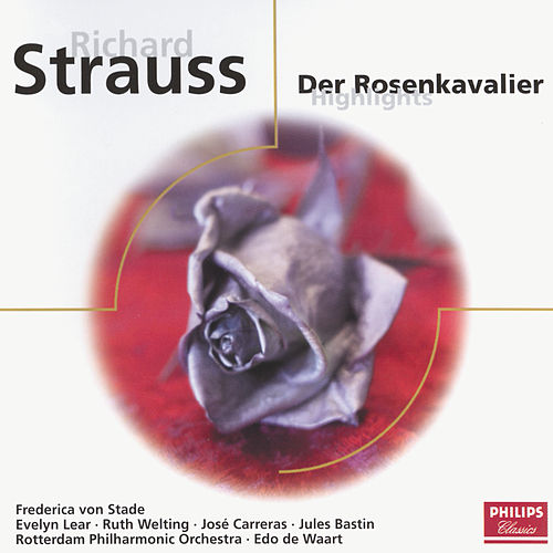 Richard Strauss: Der Rosenkavalier (Highlights) de Frederica Von Stade