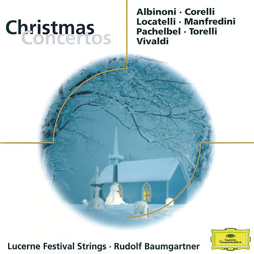Christmas Concertos by Wolfgang Schneiderhan