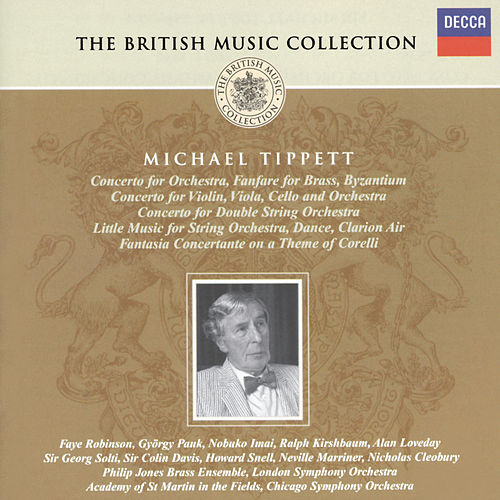 Tippett: Various Works by Various Artists