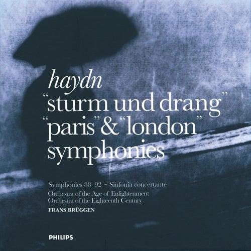 Haydn: Symphonies - Sturm und Drang, Paris & London von Orchestra Of The Age Of Enlightenment