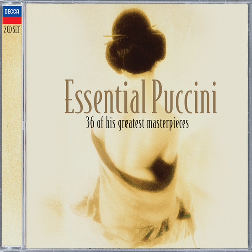The Essential Puccini di Various Artists