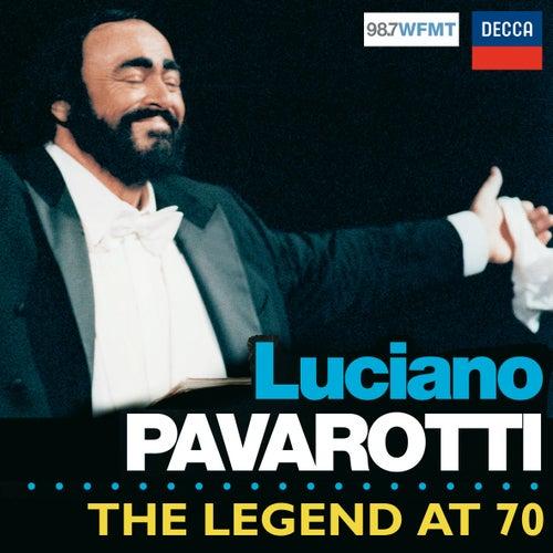 Pavarotti - The Legend at 70 von Luciano Pavarotti