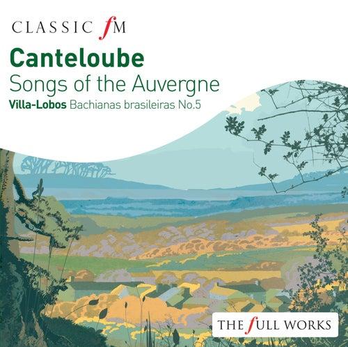 Canteloube: Chants d'Auvergne by Kiri Te Kanawa