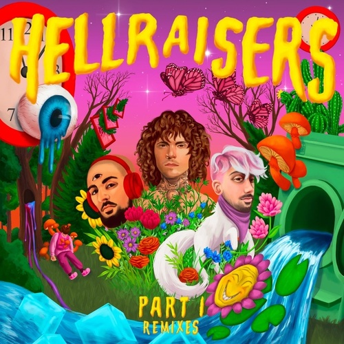 HELLRAISERS Part 1 (Remixes) by Cheat Codes