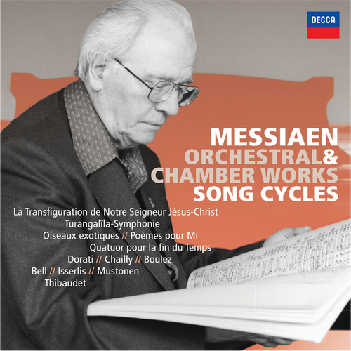 Messiaen Edition Vol.1: Orchestral & Chamber Works / Song Cycles di Various Artists