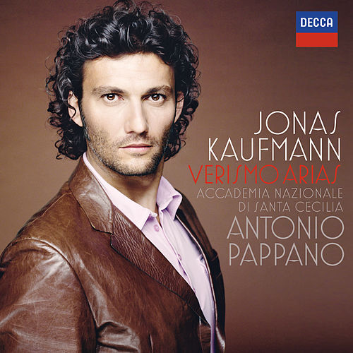 Verismo Arias by Jonas Kaufmann