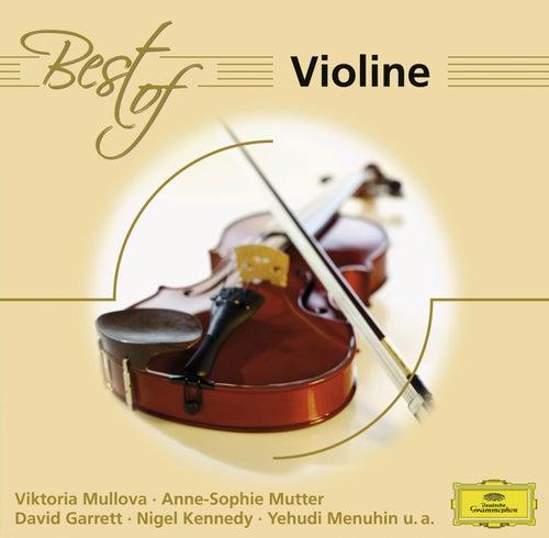 Best of Violine von Various Artists