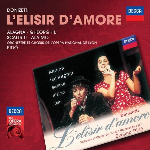 Donizetti: L'elisir d'amore by Angela Gheorghiu