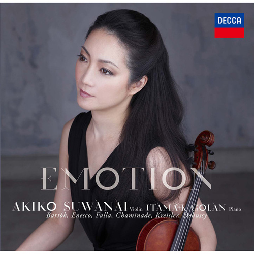 Emotion von Akiko Suwanai