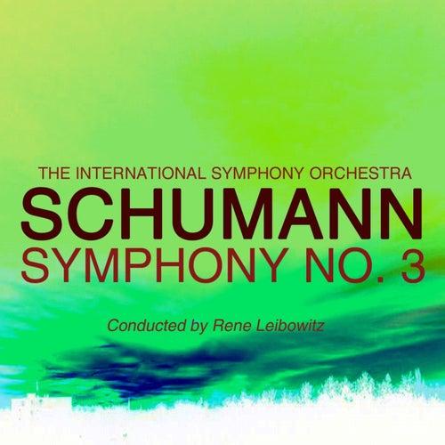 Schumann Symphony No. 3 de The International Symphony Orchestra