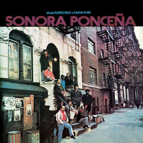 Desde Puerto Rico A Nueva York de Sonora Poncena