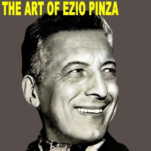 The Art Of Ezio Pinza de Ezio Pinza