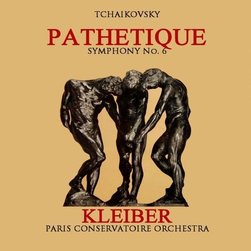 Tchaikovsky Pathetique von L'Orchestre de la Societe des Concerts du Conservatoire de Paris